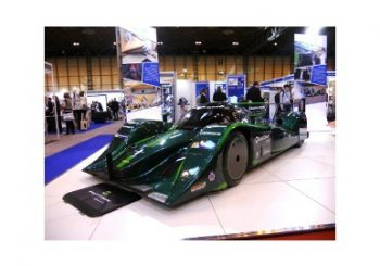 Cars of the Advanced Engineering UK 2013 Show