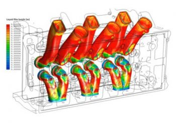 Improving Cleaning of Machined Cylinder Head Castings – Part 1.
