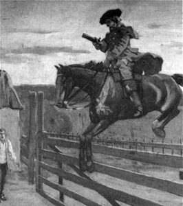 Dick Turpin, the raider