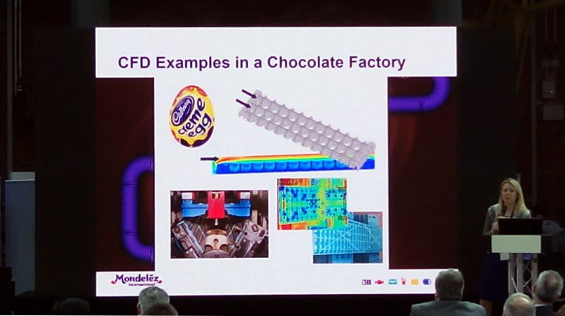 If that is not enough for a challenge for a CFD engineer, then there are problems like the adventure of Cadbury chocolate egg with the casting die.